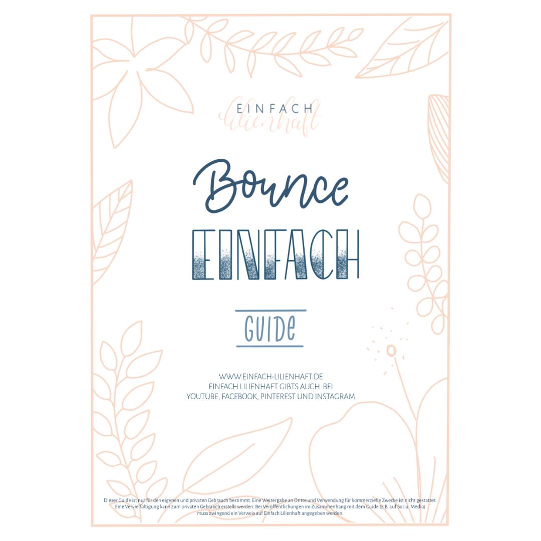 bounceeinfach-guide Bounce Lettering
